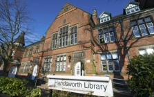 Handsworth Library