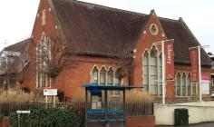 Worcester Saint John's Library