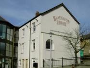Blaenavon Library
