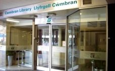 Cwmbran Library