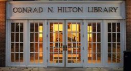 Conrad N. Hilton Library