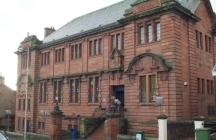 Coatbridge Library