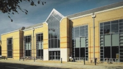 Peterborough Central Library