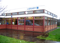 Marston Green Library