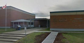 Evansburg Public Library