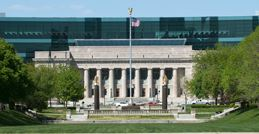 Indianapolis Public Library System (Central Library)