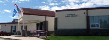Marwayne Public Library