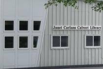 Janet Carlson Calvert Library