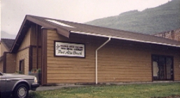 Port Alice Library