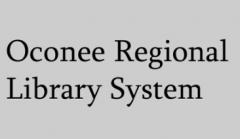 Oconee Regional Library System