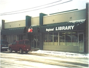 Oliver Branch Library
