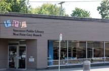 West Point Grey Branch Library