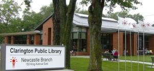 Newcastle Village Branch Library