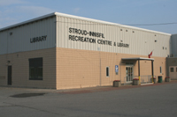 Stroud Branch Library