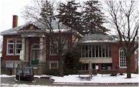 Elmira Branch Library