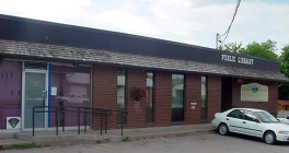Bridgenorth Branch Library