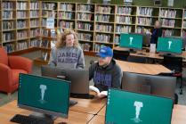 Roanoke Higher Education Center Library