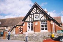 Clevedon Library