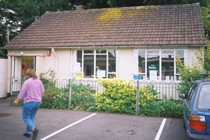Congresbury Library