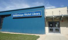 Bibliothèque Ritchot Library