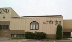 Mgr. Robichaud Public Library