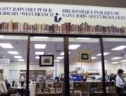 Saint John West Branch Public Library