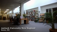 Antioch University Library : New England