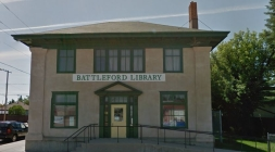 Battleford Library