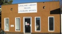 Lashburn Library