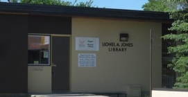 Lionel A. Jones Library
