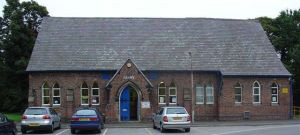 Lymm Library