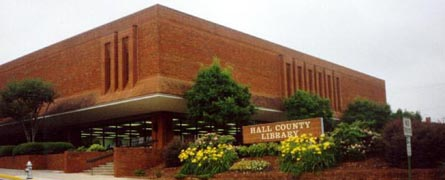 Hall County Library System