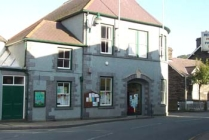 Corwen Library