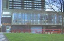 Cruddas Park Library