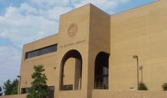 Ferdinand D. Bluford Library