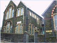 Cilfynydd Library