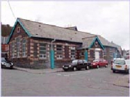 Penrhiwceiber Library
