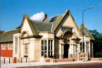 Heywood Library