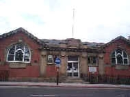 Monkwearmouth Library