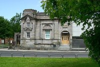 Dumbarton Library