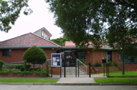 Naremburn Branch Library