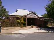 Holbrook Library