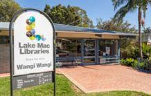 Wangi Wangi Branch Library