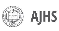 American Jewish Historical Society Library