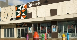 Geraldton Regional Library