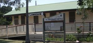 St Lawrence Library