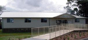 Tea Gardens Library