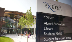 University of Exeter Library