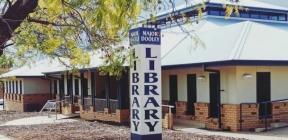 Leeton Shire Major Dooley Library