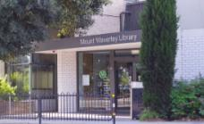 Mount Waverley Branch Library